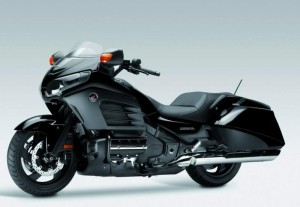 Honda Gold Wing F6B 13  1