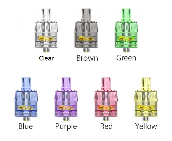 Sikary  TuTu Tank  – DISPOSABLE MTL TANK –